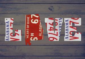 AL State Love by Design Turnpike