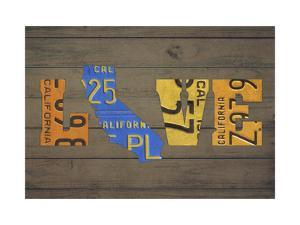 CA State Love by Design Turnpike