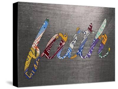 Faith Sign Metal