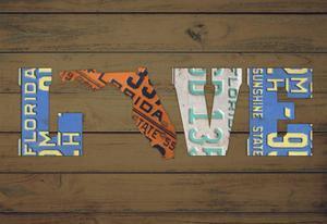 FL State Love by Design Turnpike