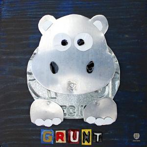 Grunt The Hippo by Design Turnpike