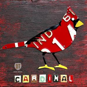 Indiana Cardinal by Design Turnpike