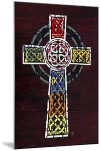 License Plate Art Celtic Cross by Design Turnpike