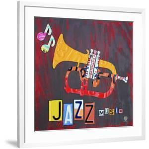 License Plate Art Jazz Series Piano by Design Turnpike