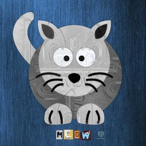Meow The Cat by Design Turnpike