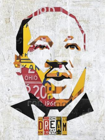 MLK Dream Portrait