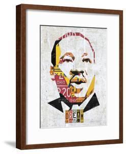 MLK Dream Portrait by Design Turnpike