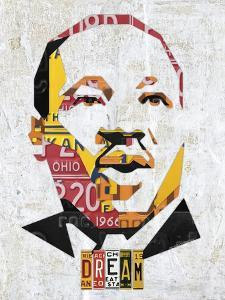 MLK Dream Portrait by Design Turnpike