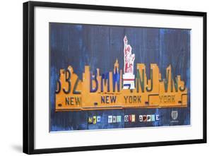 New York City Skyline by Design Turnpike