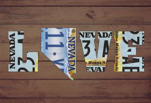 NV State Love by Design Turnpike