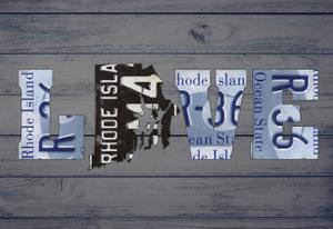 RI State Love by Design Turnpike