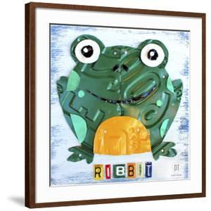 Ribbit the Frog by Design Turnpike