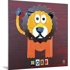Roar the Lion by Design Turnpike