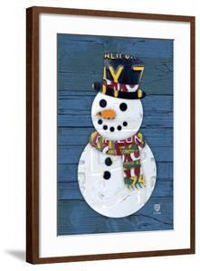 Snowman by Design Turnpike