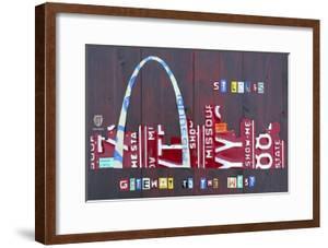 St. Louis Skyline by Design Turnpike
