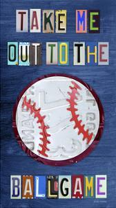 Take Me Out to the Ballgame by Design Turnpike