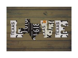Texas State Love by Design Turnpike