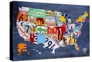 USA Map by Design Turnpike