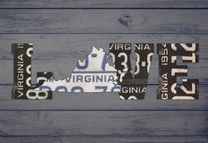 VA State Love by Design Turnpike