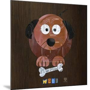 Woof The Dog by Design Turnpike