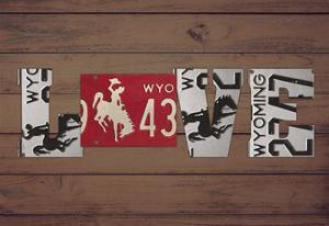 WY State Love by Design Turnpike