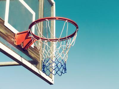 Basketball Hoop Closeup by designelements