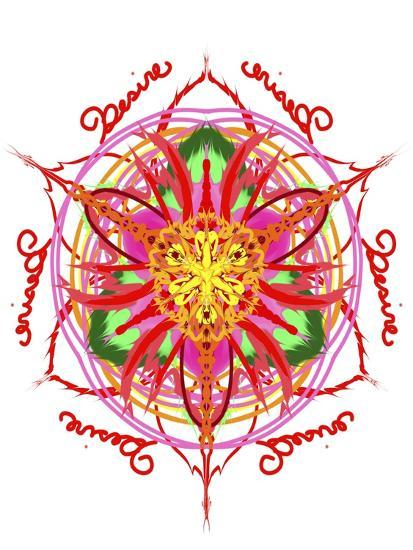 Desire Mandala-Stephanie Analah-Giclee Print