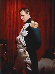 Desiree by Henry Koster with Marlon Brando (dans le role by Napoleon), 1954 (photo)