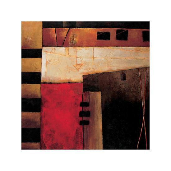 Destination II-Max Hansen-Giclee Print