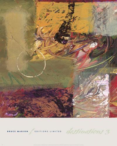 Destinations III-Bruce Marion-Art Print