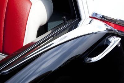 Detail at Classic Car Show, Kirkland, Washington, USA-John & Lisa Merrill-Photographic Print