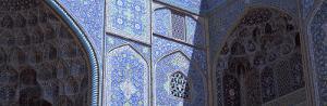 Detail, Masjed-E Sheikh Lotfollah, Esfahan, Iran