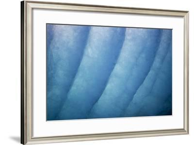 Detail of an Iceberg at Storoya Island-Michael Melford-Framed Photographic Print