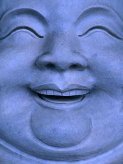 Detail of Buddha statue, Hualien, Taiwan-Martin Moos-Photographic Print