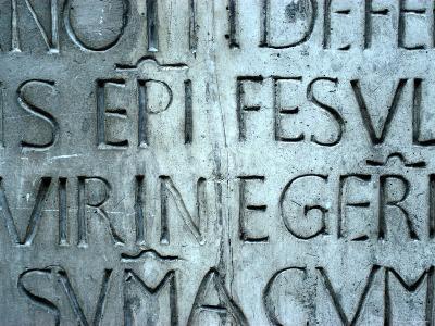 Detail of Cantoria, For the Museo Dell' Opera Del Duomo-Luca Della Robbia-Photographic Print