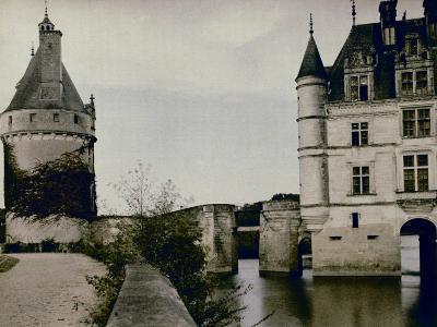 Detail of Chenonceau Castle-Henrie Chouanard-Photographic Print