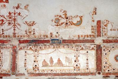 Detail of Decoration in the Domus Aurea in Rome, 64-68 AC--Giclee Print