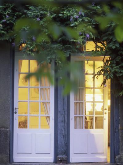 Detail of Doors--Photographic Print