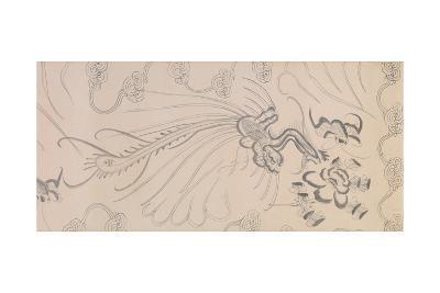 Detail of Five Tribute Horses-Li Gonglin-Giclee Print