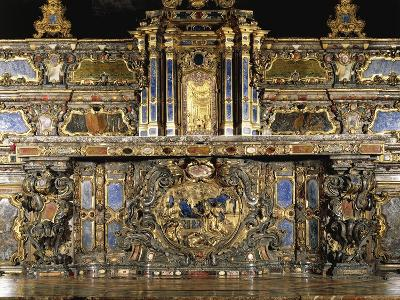 Detail of High Altar by Giovanni Battista Riccardi--Giclee Print