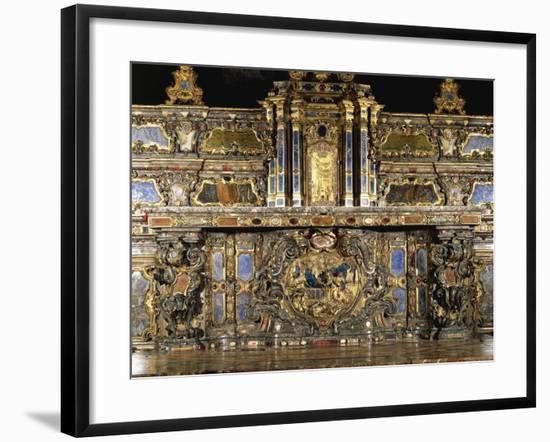 Detail of High Altar by Giovanni Battista Riccardi--Framed Giclee Print