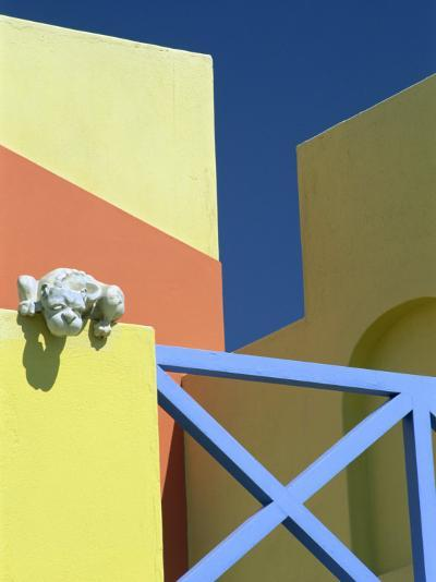 Detail of Modern Architecture, Swakopmund, Namibia, Africa-Lee Frost-Photographic Print