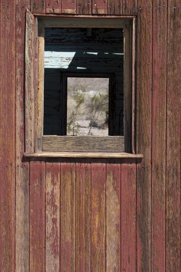 Detail of Old Train Car, Rhyolite Ghost Town, Nevada, Usa-Natalie Tepper-Photo