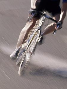 Detail of Road Cyclist