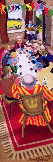 Detail of Triptych of the Prodigal Son's Return, 2005-Dinah Roe Kendall-Giclee Print