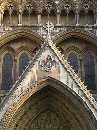 Detail of Westminster Abbey-Design Pics Inc-Photographic Print