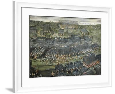 Detail--Framed Giclee Print