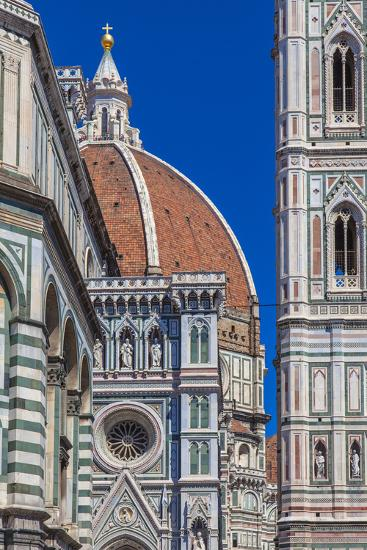 Details Cathedral Florence-CreativeNaturePhotography-Photographic Print