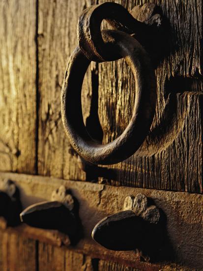 Details of Entry Gate Doorway to Humayun's Tomb, Nizamuddin, India, East of New Delhi-Adam Jones-Photographic Print