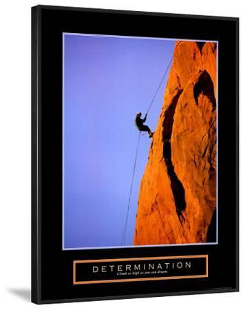 Determination: Climber